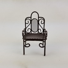 Top Selling Unique Handmade Metal Iron Chairs Model Craft